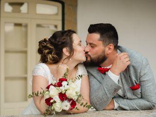 O casamento de Danaë e António