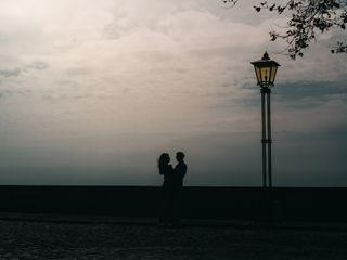 O casamento de Liliana e Cristiano