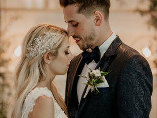 O casamento de Amanda e Rui