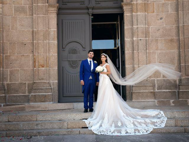 O casamento de Artur e Elsa em Marco de Canaveses, Marco de Canaveses 8