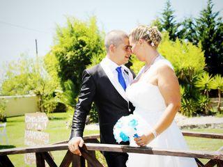 O casamento de Gisela e Filipe