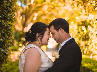 O casamento de Liliana e Carlos