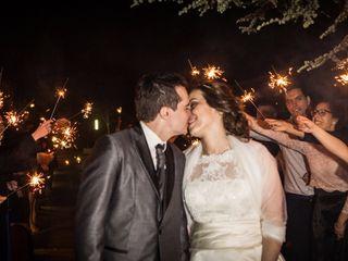 O casamento de Ana Ferreira e Ricardo Silva