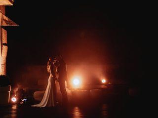 O casamento de Sara e Jonas