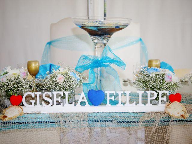 O casamento de Filipe e Gisela em Setúbal, Setúbal (Concelho) 24