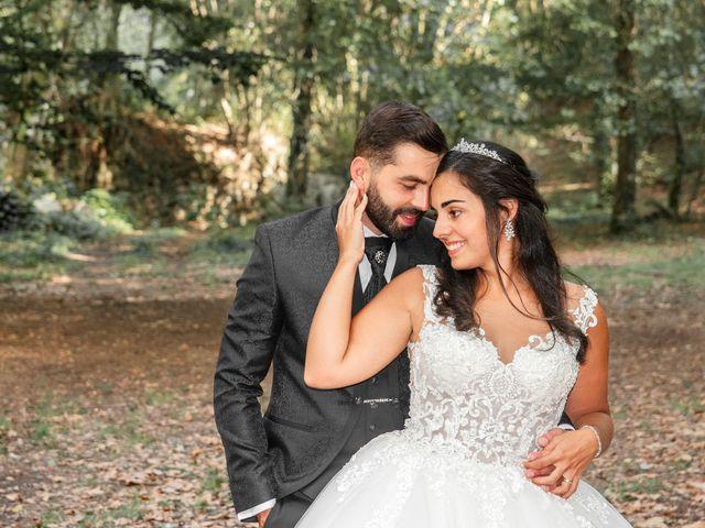O casamento de Manuela e Cristiano