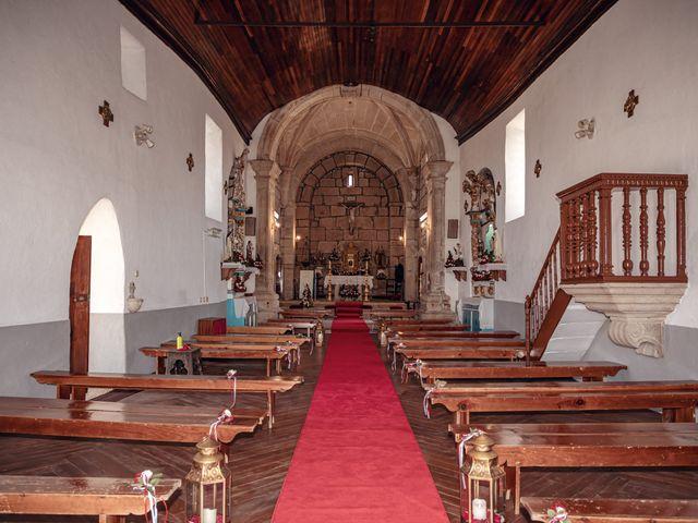 O casamento de David e Melina em Marco de Canaveses, Marco de Canaveses 18