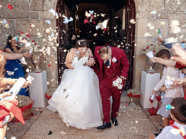 O casamento de Melina e David