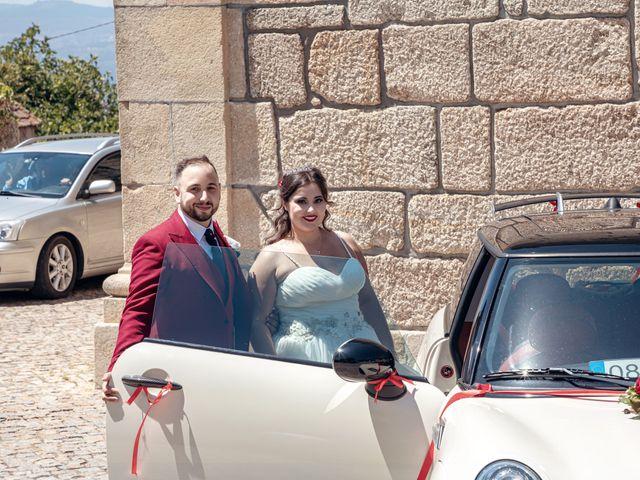 O casamento de David e Melina em Marco de Canaveses, Marco de Canaveses 21