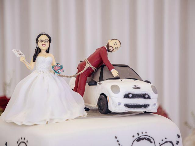 O casamento de David e Melina em Marco de Canaveses, Marco de Canaveses 24