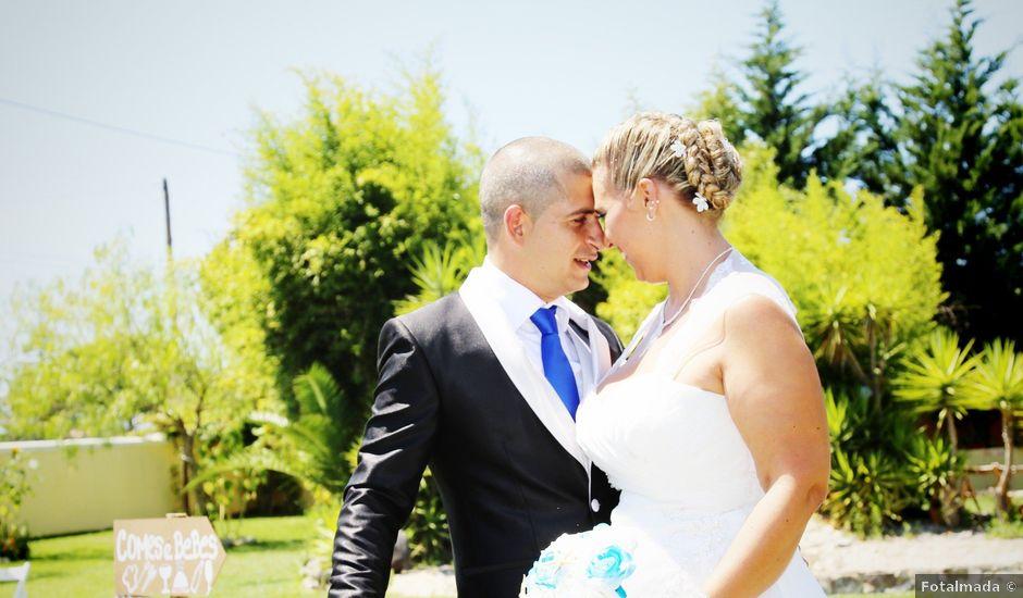 O casamento de Filipe e Gisela em Setúbal, Setúbal (Concelho)