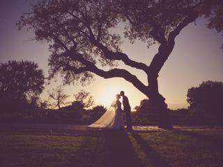 O casamento de Cláudia e Valter