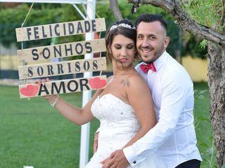 O casamento de Irina e Bruno