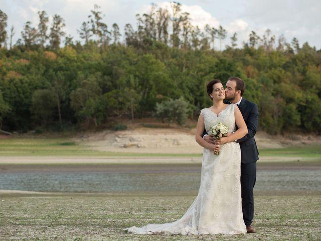 O casamento de Carolina e Luís