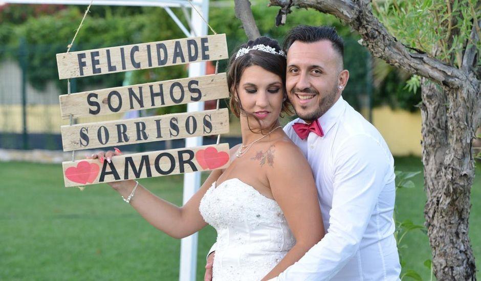 O casamento de Bruno e Irina em Pinhal Novo, Palmela