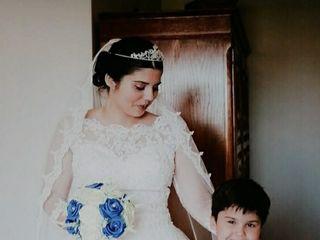 O casamento de David e Cristiana 1