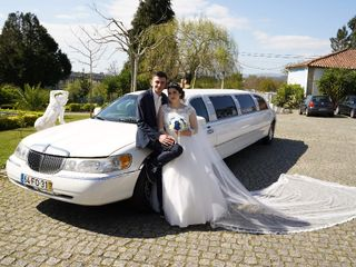 O casamento de David e Cristiana