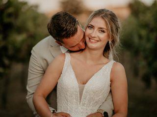 O casamento de Ines Dubois e Valentin