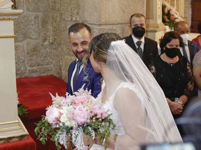 O casamento de Márcio e Catarina em Marco de Canaveses, Marco de Canaveses 47