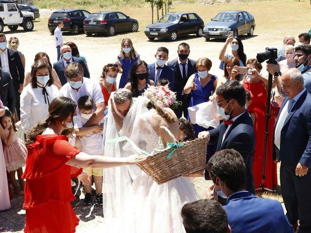 O casamento de Márcio e Catarina em Marco de Canaveses, Marco de Canaveses 51