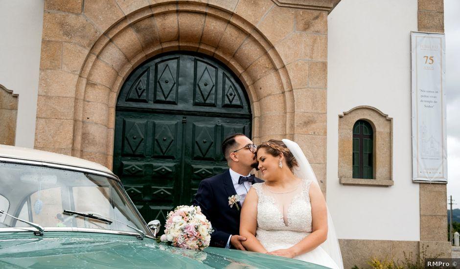 O casamento de Marco e Ana em Penafiel, Penafiel