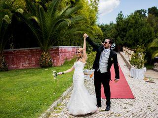 O casamento de Carolina e Elton