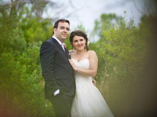 O casamento de Aga e Ricardo