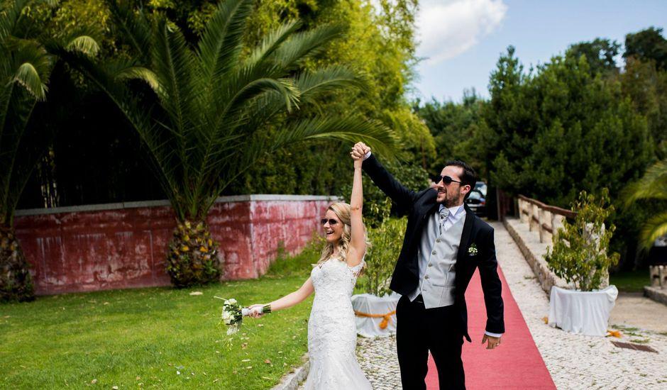 O casamento de Elton e Carolina em Viseu, Viseu (Concelho)