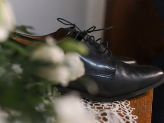 O casamento de Ana e Márcio 1