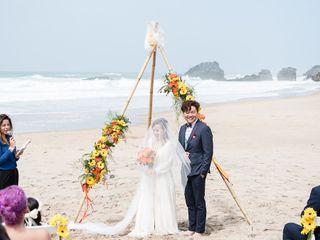O casamento de Jarita e Janwick 3