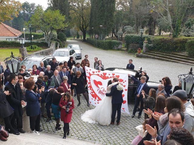 O casamento de Nick e Eva em Vale de Madeiros, Nelas 2