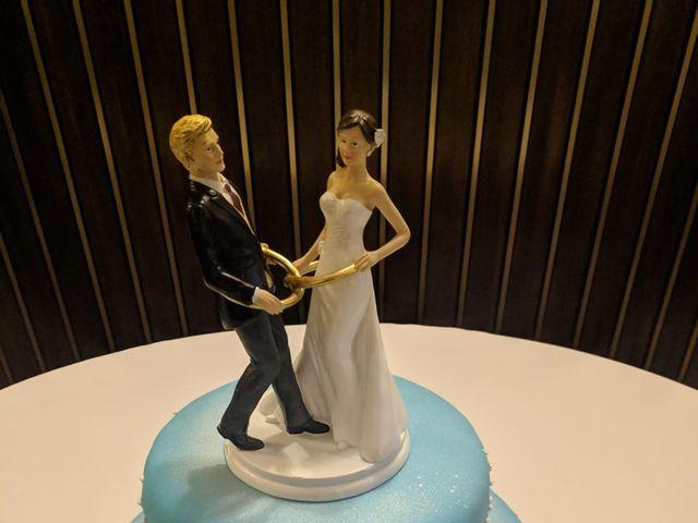 O casamento de Nick e Eva em Vale de Madeiros, Nelas 5