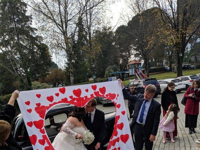 O casamento de Nick e Eva em Vale de Madeiros, Nelas 6