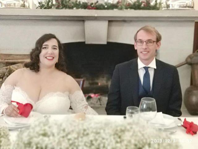 O casamento de Eva e Nick