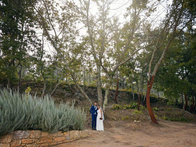 O casamento de Leandro e Ana em Canelas, Penafiel 1
