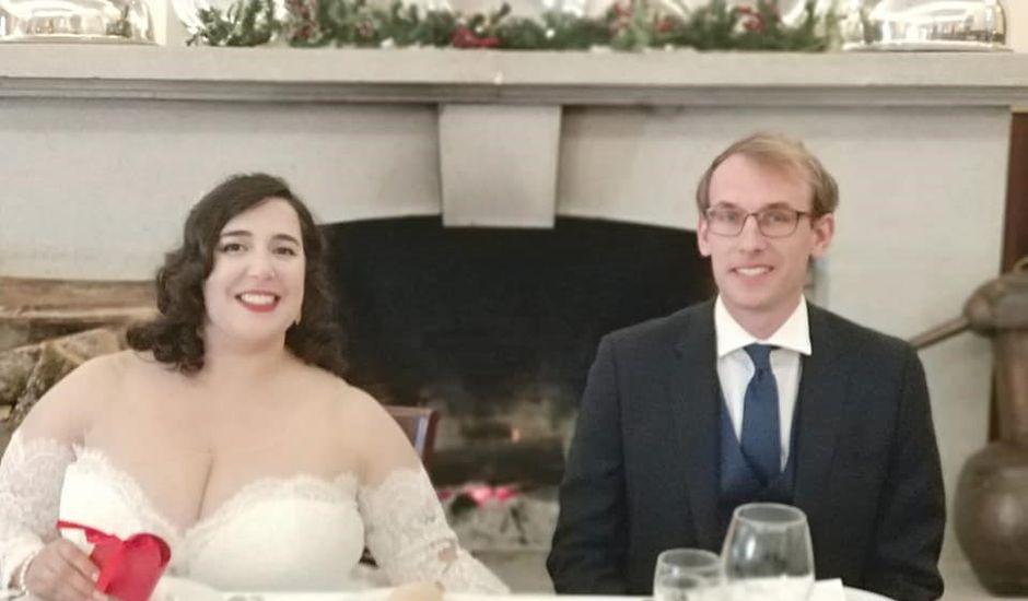 O casamento de Nick e Eva em Vale de Madeiros, Nelas