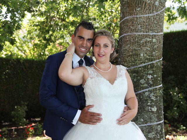 O casamento de Cindy e Marcelo