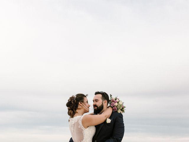 O casamento de Tatiana e Mário