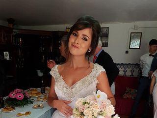 O casamento de Cristiano e Sara 2