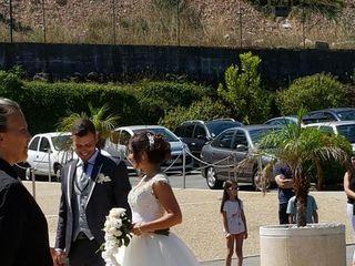O casamento de Cristiano e Sara 3