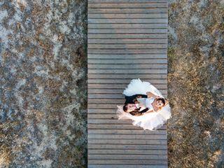 O casamento de Adriana e André 1