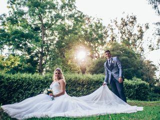 O casamento de Iara e Tiago