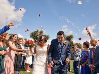O casamento de Rute e Pedro