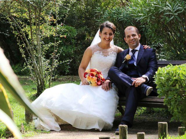 O casamento de Leonor e Milton