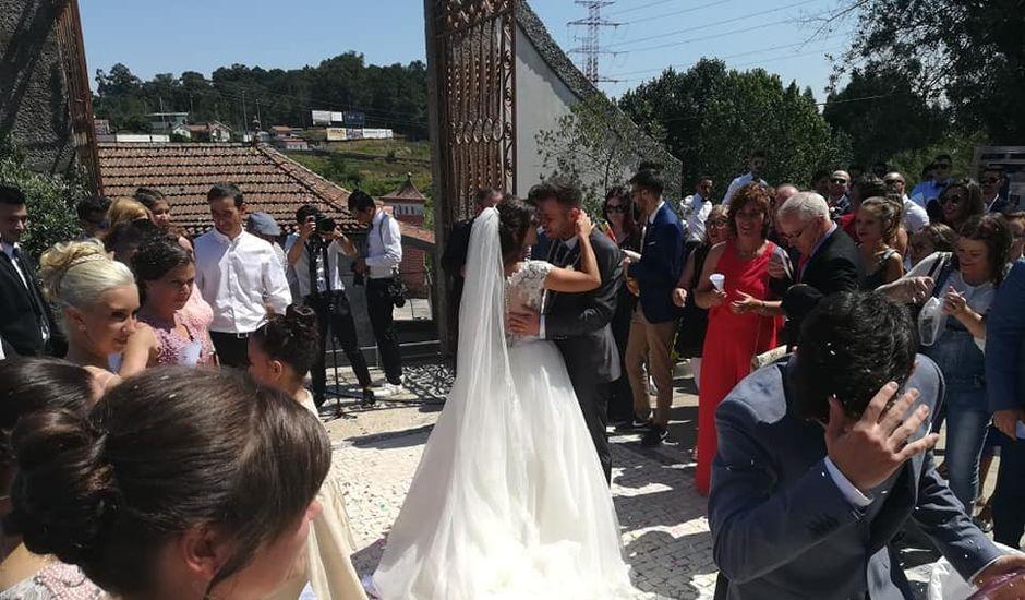 O casamento de Sara e Cristiano em Alfena, Valongo
