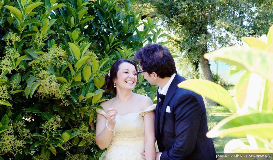 O casamento de André e Carina em Leiria, Leiria (Concelho)