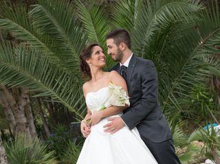 O casamento de Vera e Tiago
