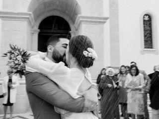 O casamento de Mariana e António