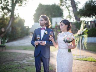 O casamento de Lorena e Pedro