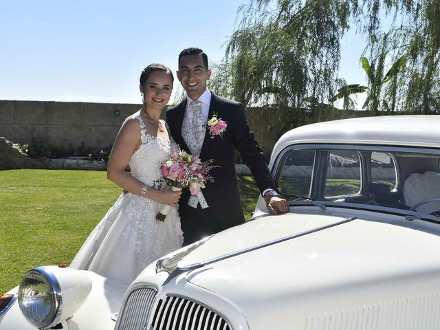 O casamento de Cátia e Ricardo